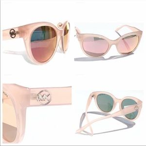 Michael Kors pink sunglasses, new!